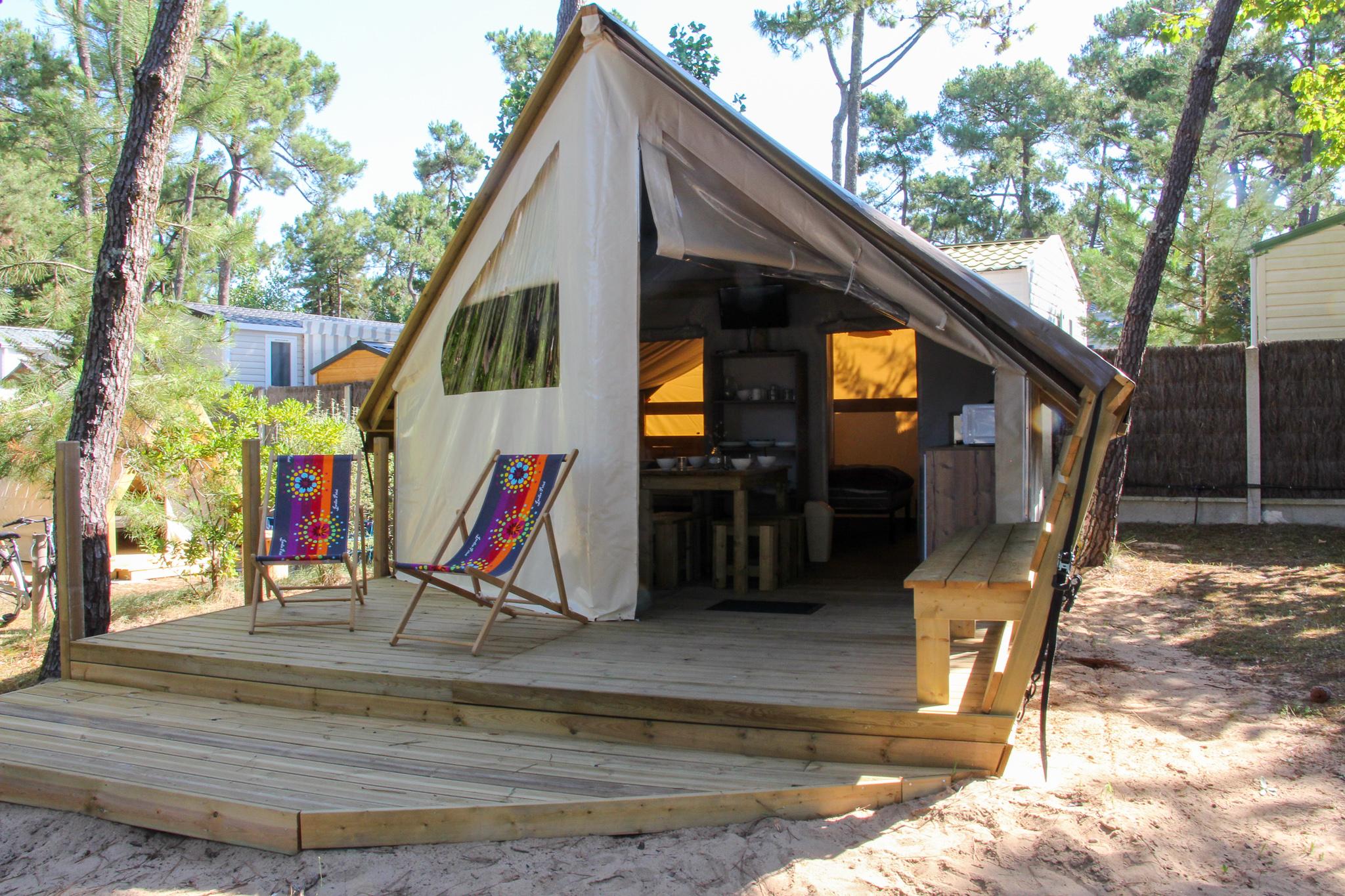 Camping la Conge, Saint-Hilaire-de-Riez, Vendée