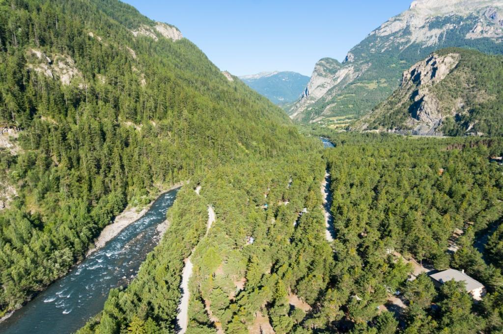 Camping Rioclar, Méolans-Revel, Alpes-de-Haute-Provence