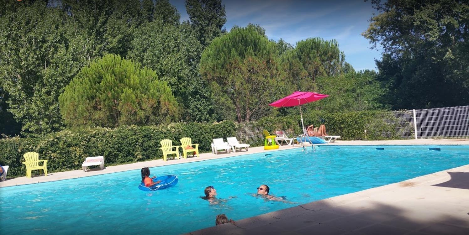 Camping le Graniers, Monoblet, Gard