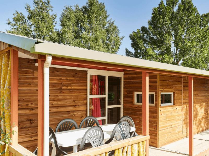 Chalet Confort adaptado para personas con movilidad reducida 22m² (2 habitaciones)