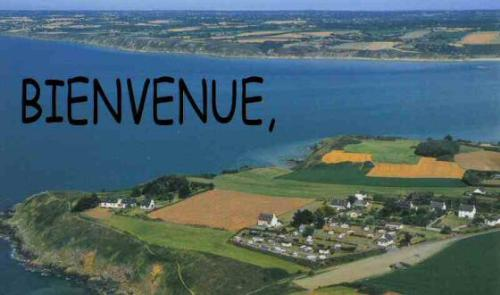 Camping Bellevue Mer, Hillion, Côtes-d'Armor