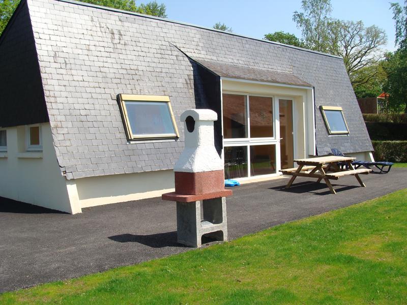 Location - Maison Du Lac Acces Pmr - 2 Chambres - Camping Au Bocage du Lac
