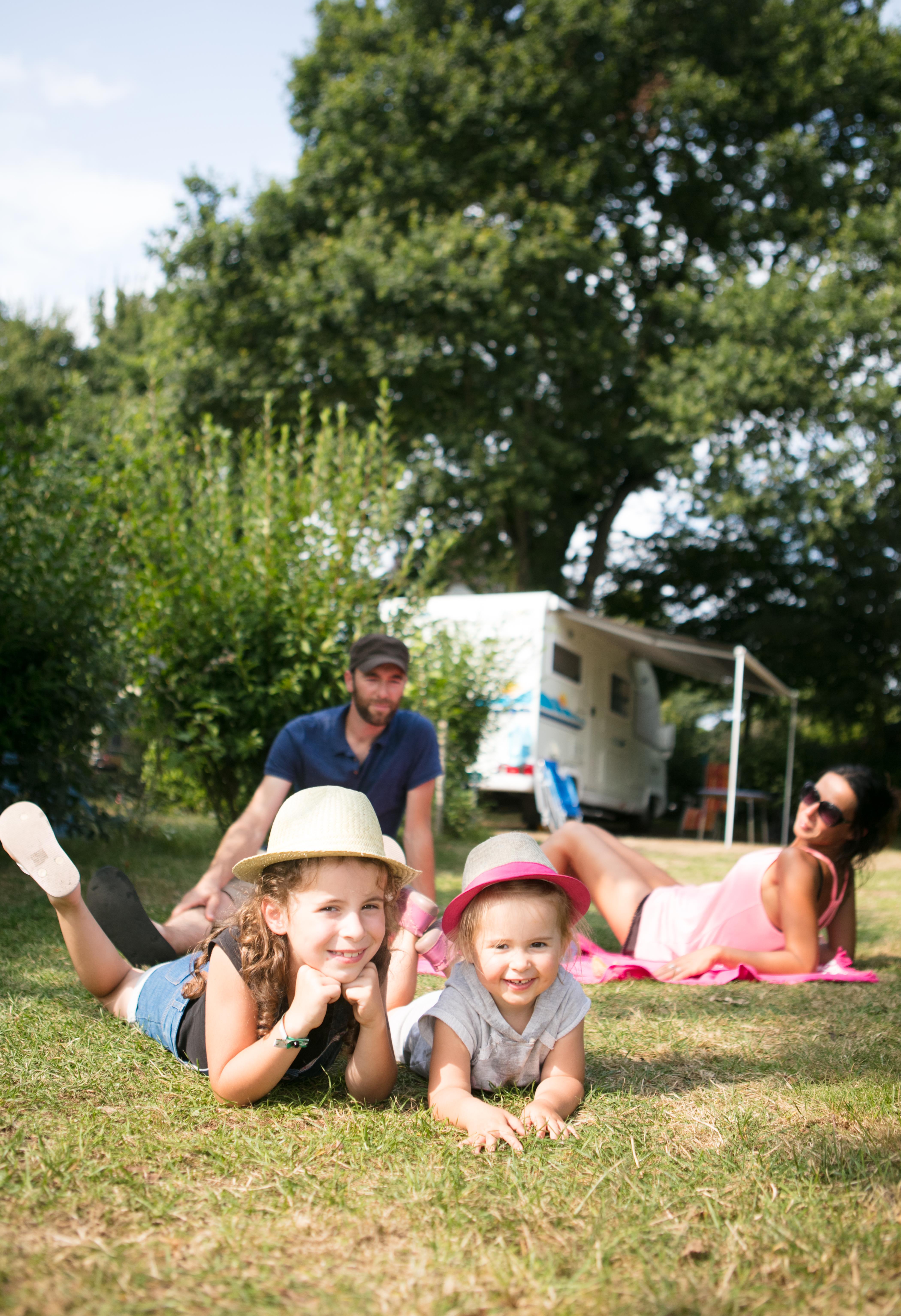 Emplacement - Emplacement Camping Premium - Camping Au Bocage du Lac