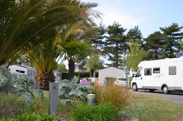 Camping les Mielles, Saint-Cast-le-Guildo, Côtes-d'Armor