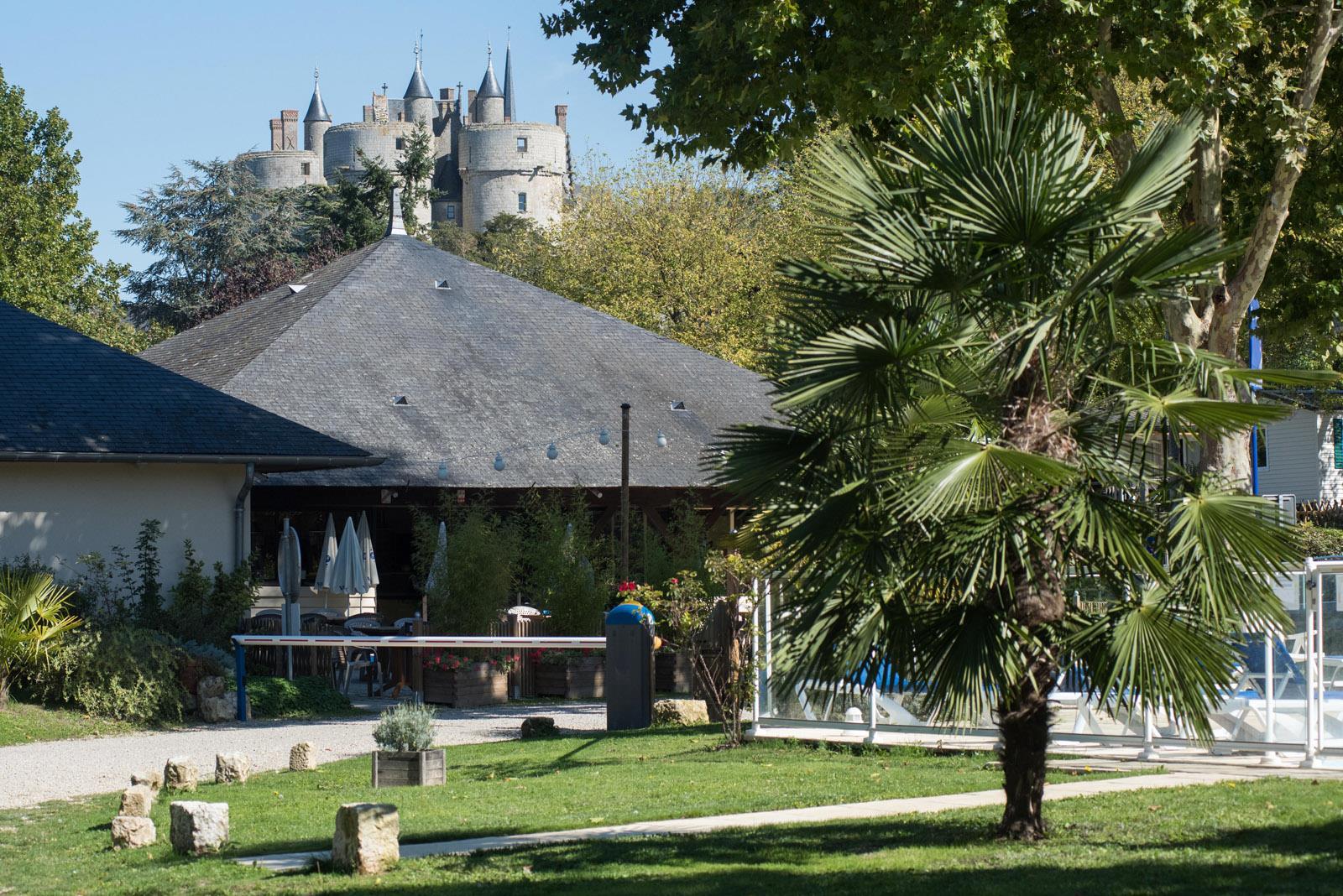 Camping les Nobis d'Anjou, Montreuil-Bellay, Maine-et-Loire