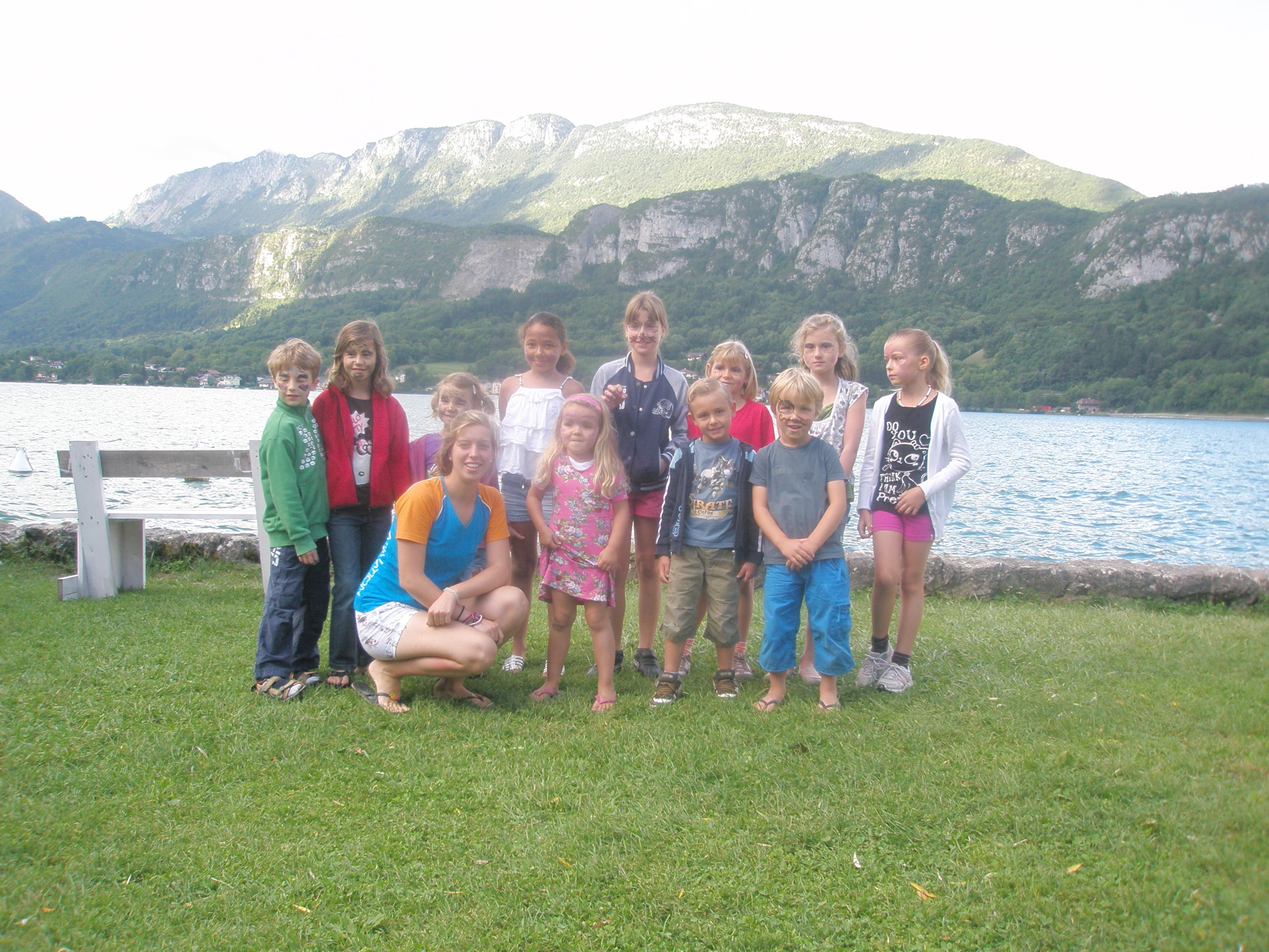 Animations Camping La Chapelle Saint Claude - Talloires