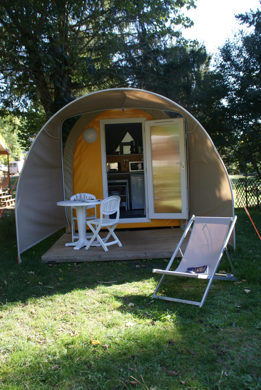 Location - Coco Sweet (Sans Sanitaires Privatifs) - Camping du Pont de Braye
