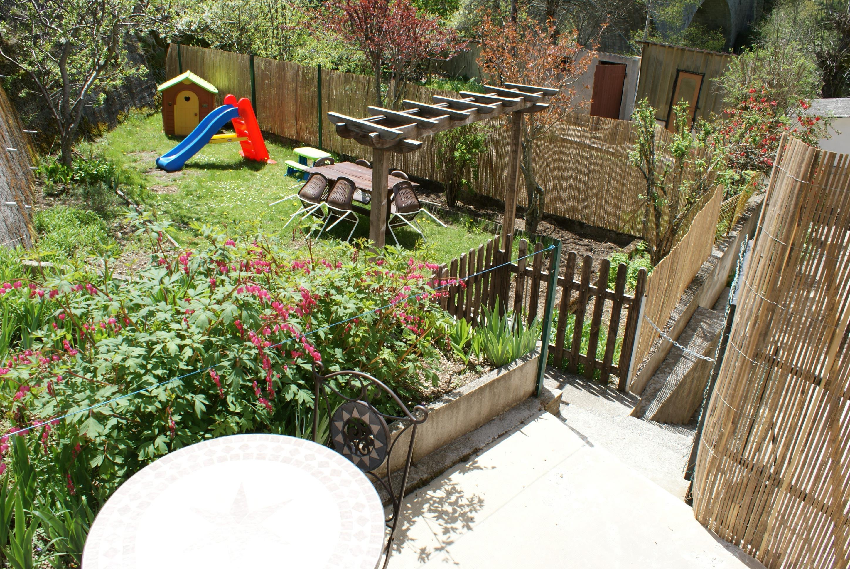 Location - Gîte Rural Avec Terrasse Et Jardin Privé - Camping du Pont de Braye