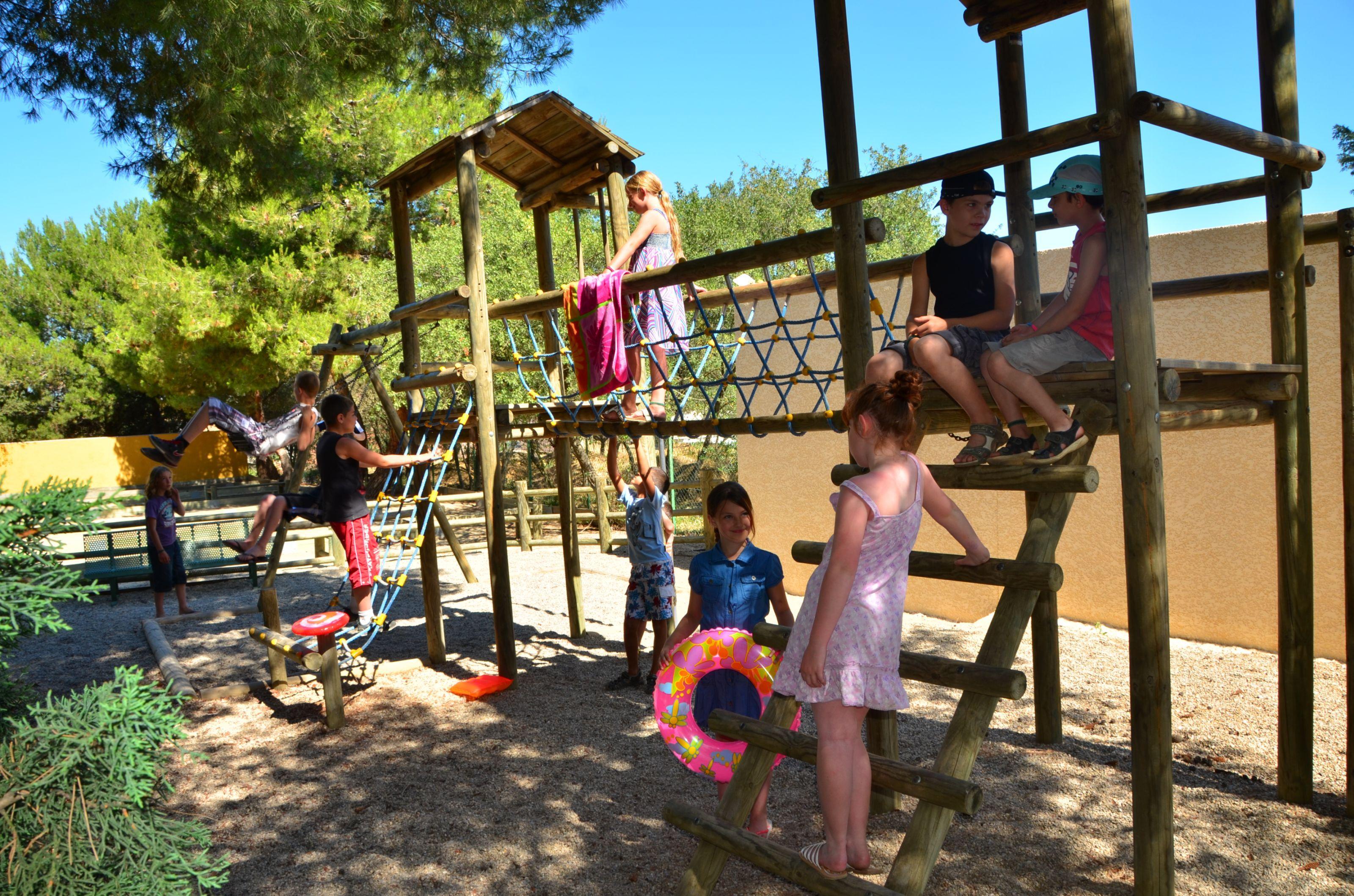 Camping le Mas du Padre, Balaruc-les-Bains, Hérault