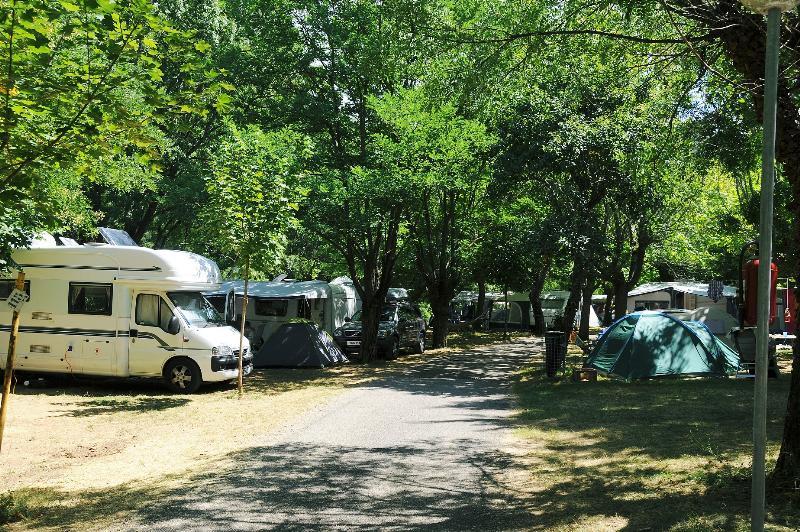 Camping le Val de l'Arre, Le Vigan, Gard