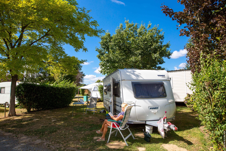 Camping les Peupliers, Tinténiàc, Ille-et-Vilaine