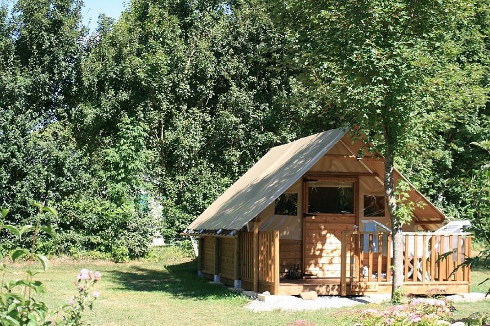 Location - Ecolodge Marilou 2 - Sans Sanitaires, Sans Eau, Sans Chauffage - 15 M2 - - Camping La Cascade
