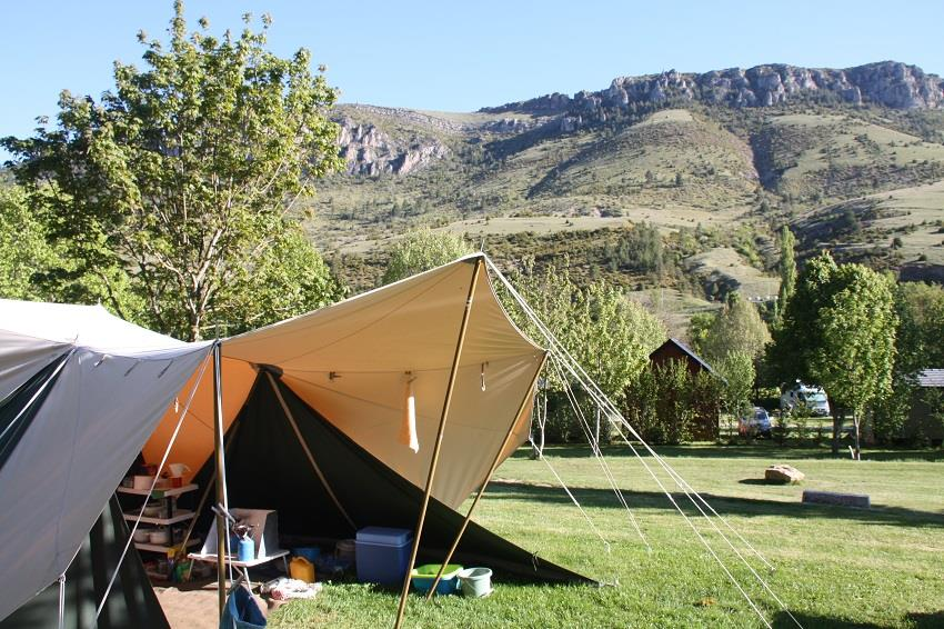 Emplacement - Emplacement Camping - Camping La Cascade