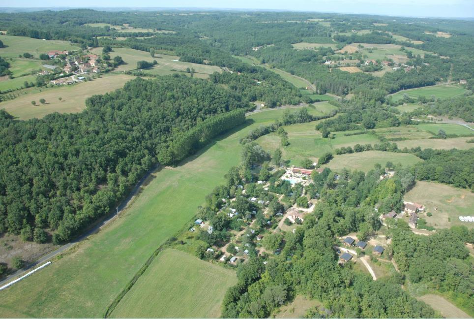 Camping les Tailladis, Sarlat-la-Caneda, Dordogne