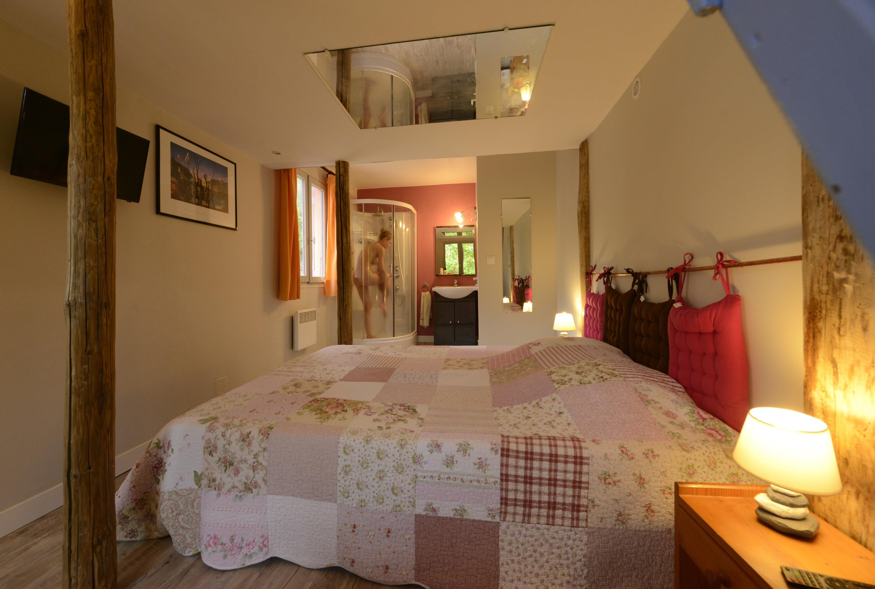 Location - Mini Villa Romana - Camping Club Origan Domaine Naturiste