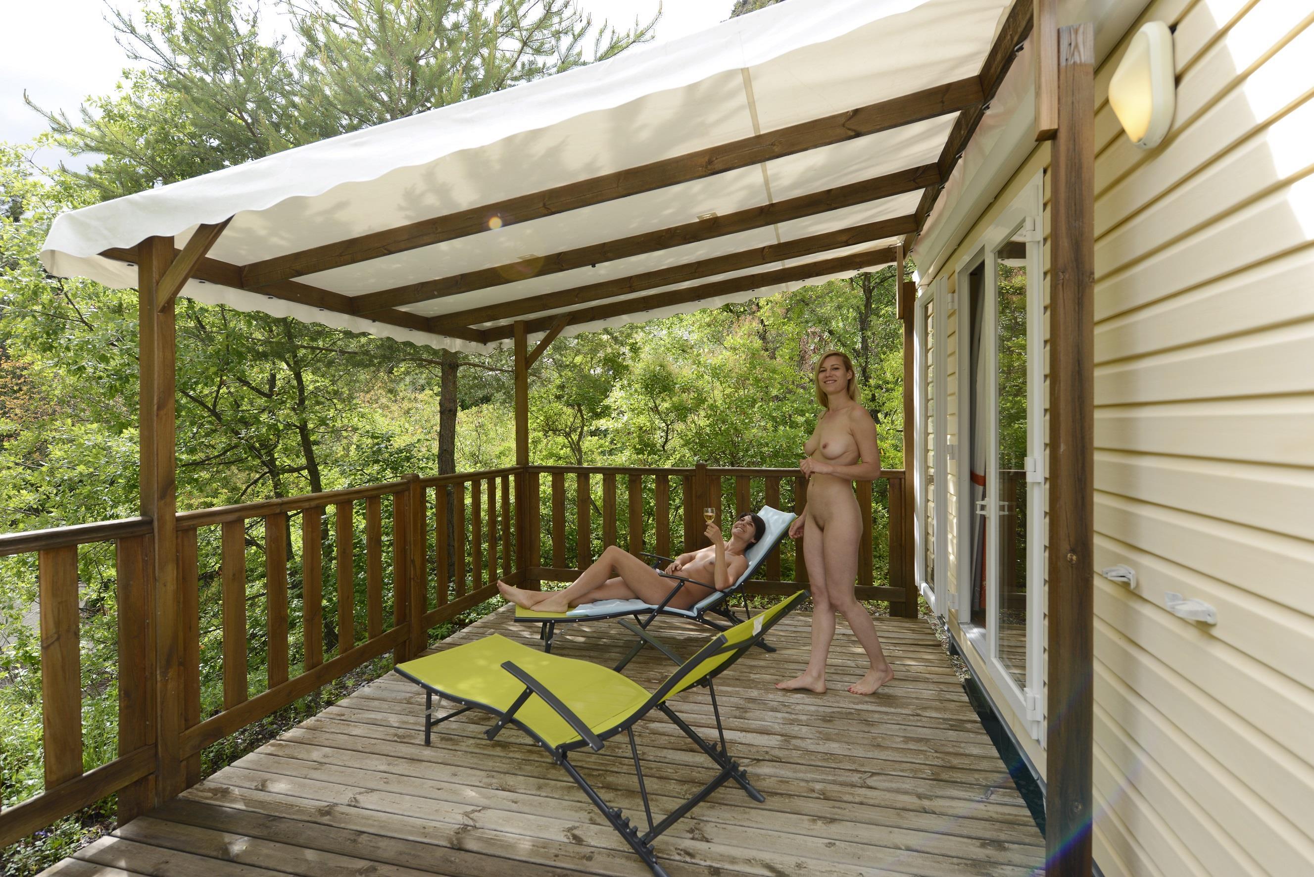 Location - Cottage Suite Provence - Camping Club Origan Domaine Naturiste