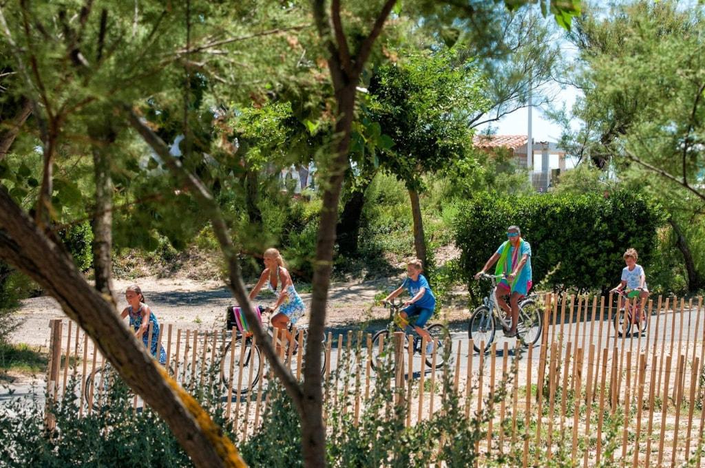 Les Méditerranées - Camping Beach Garden