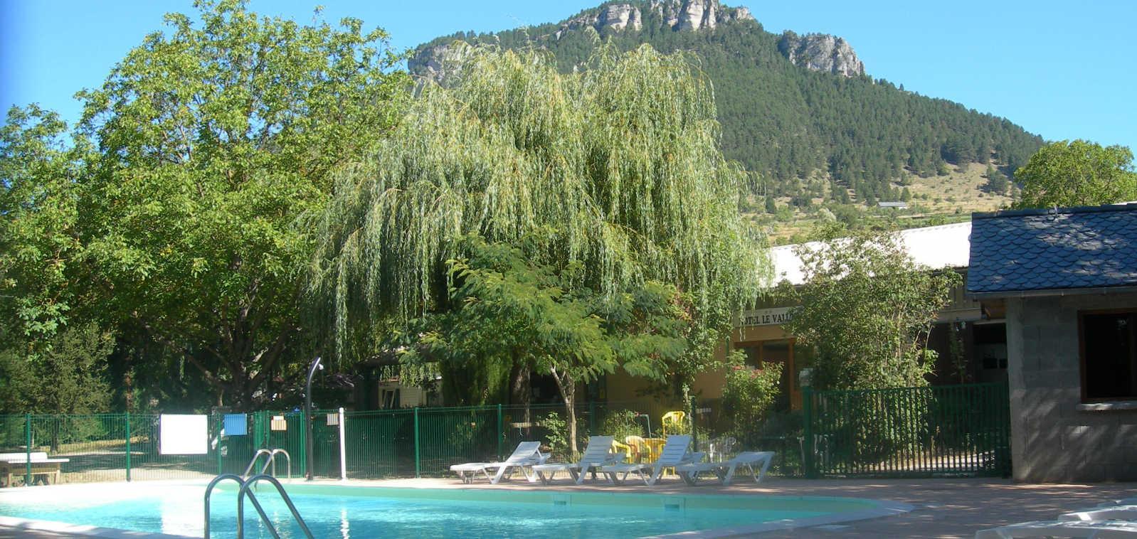 Camping les Cerisiers, Ispagnac, Lozère