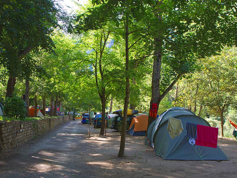 Camping la Blaquiere, Les Vignes, Lozère