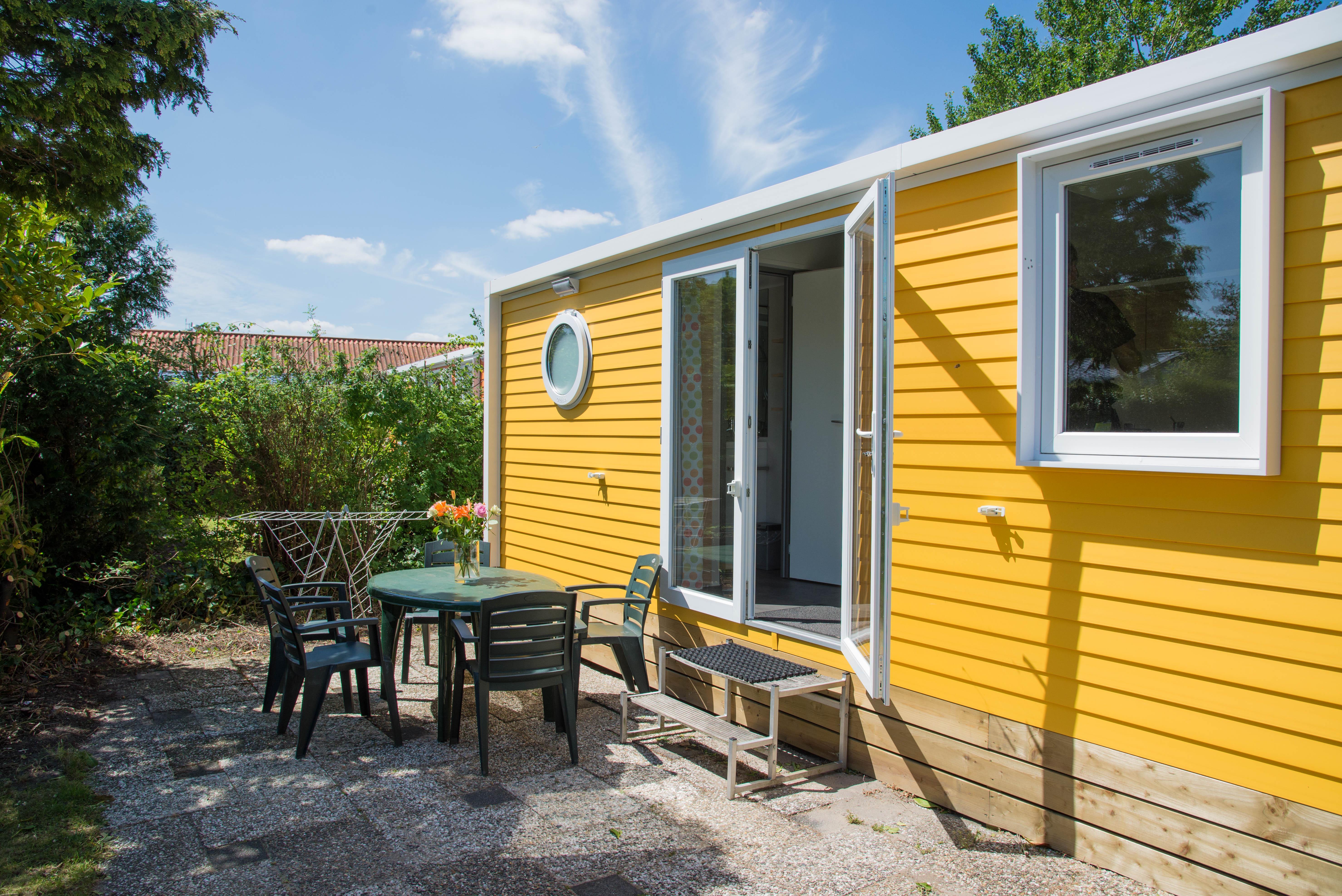 Location - Chalet 5 - Max 5 Pers. - Vakantiepark Koningshof