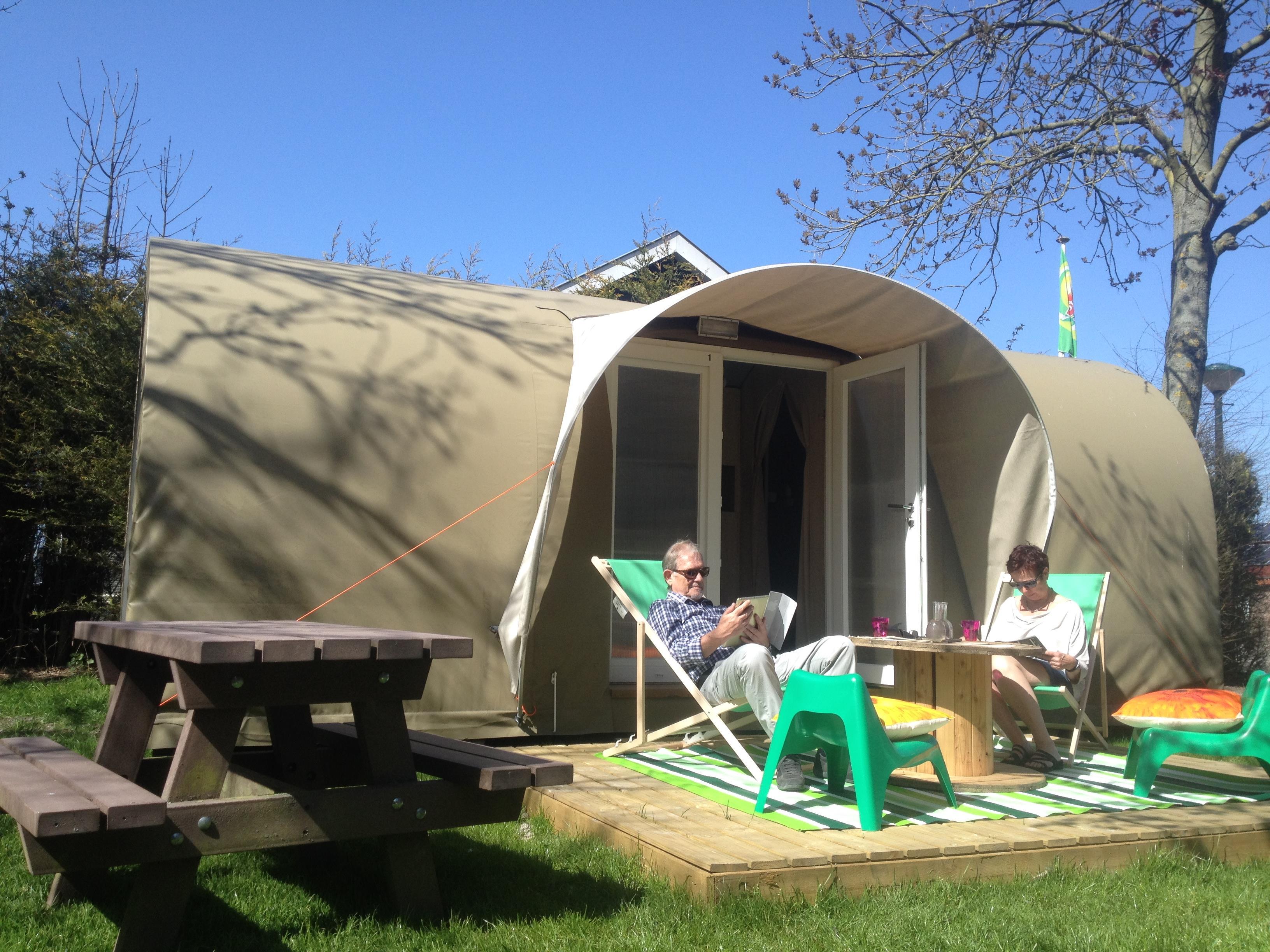 Location - Coco Sweet - Max. 4 Pers. - Vakantiepark Koningshof