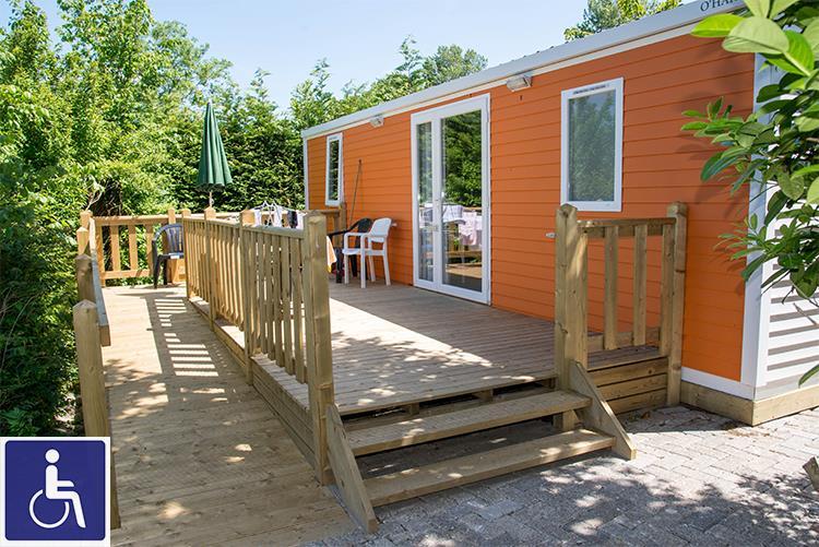 Location - Sunhome M4m - Adapté Pour Personnes À Mobilité Réduite - Vakantiepark Koningshof