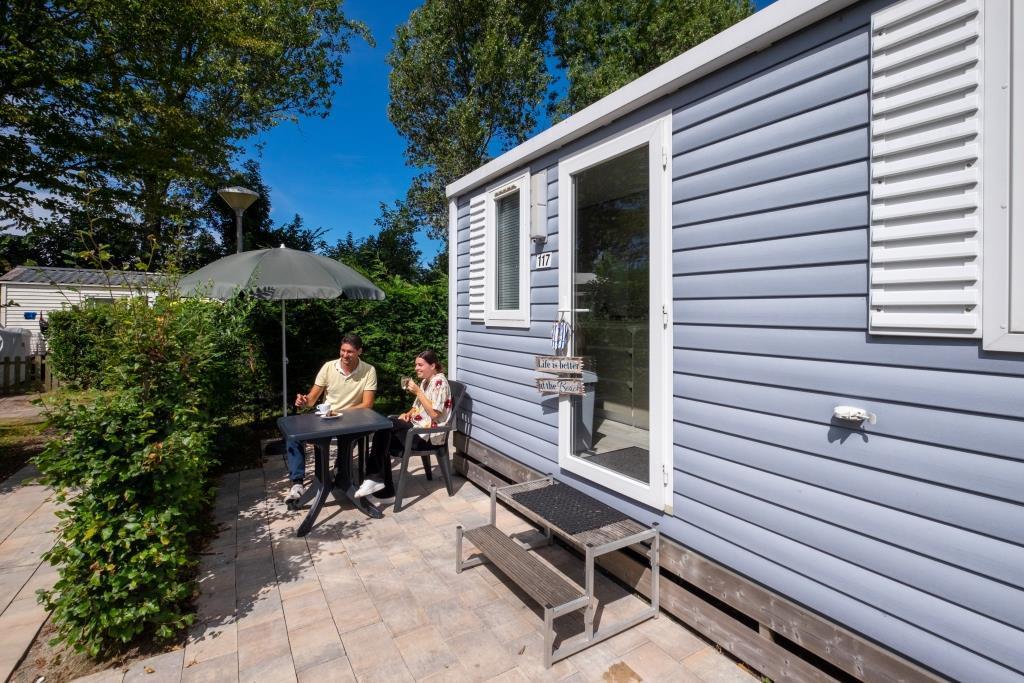 Location - Sunhome*2 - Max. 2 Pers. - Vakantiepark Koningshof