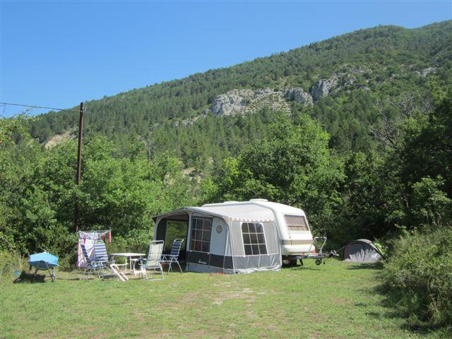 Camping Domaine des 2 Soleils, Serres, Hautes-Alpes