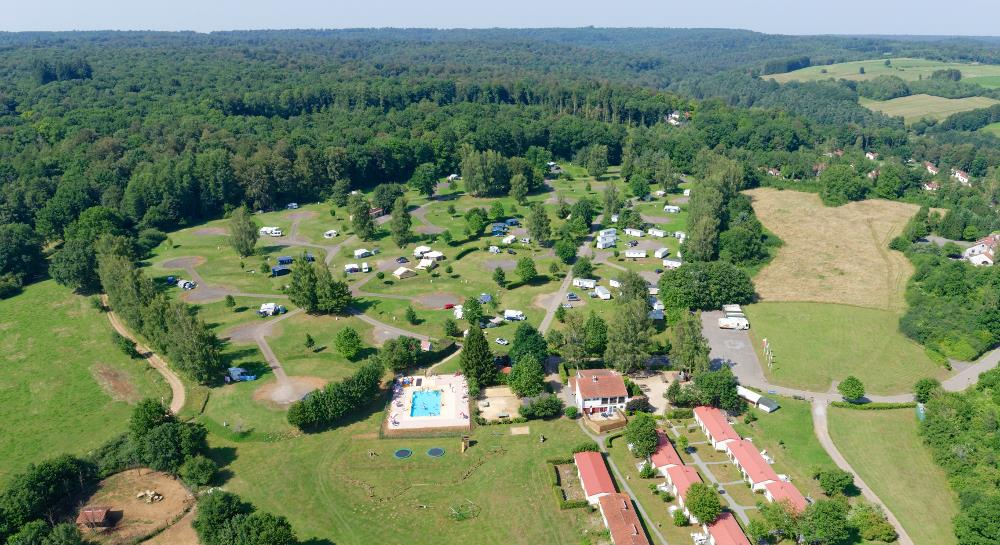 Établissement Camping La Colline - Virton