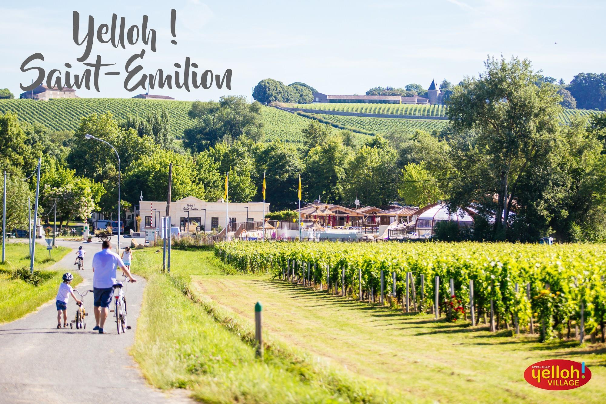 Camping Yelloh! Village Saint-Emilion, Saint-Emilion, Gironde