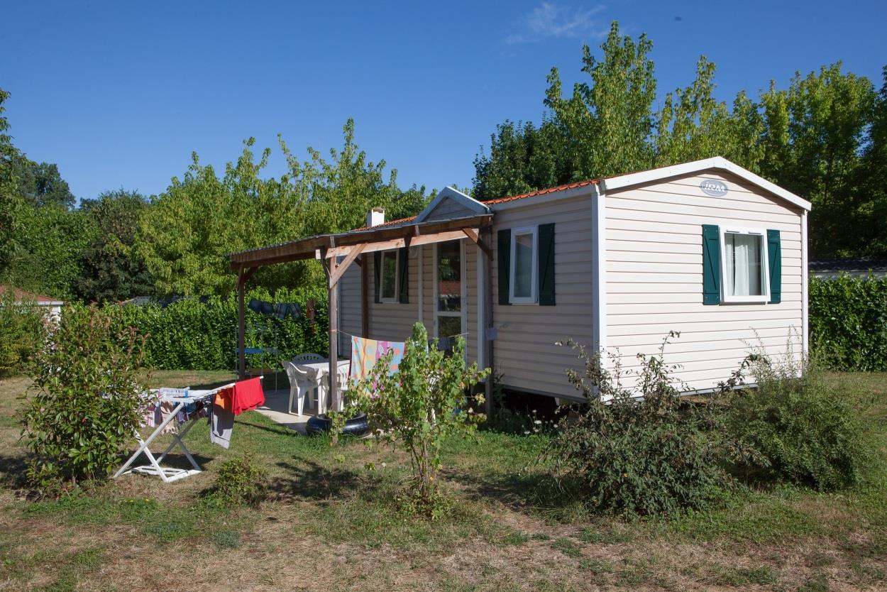 Location - Cottage Confort - Camping L'Eau Vive