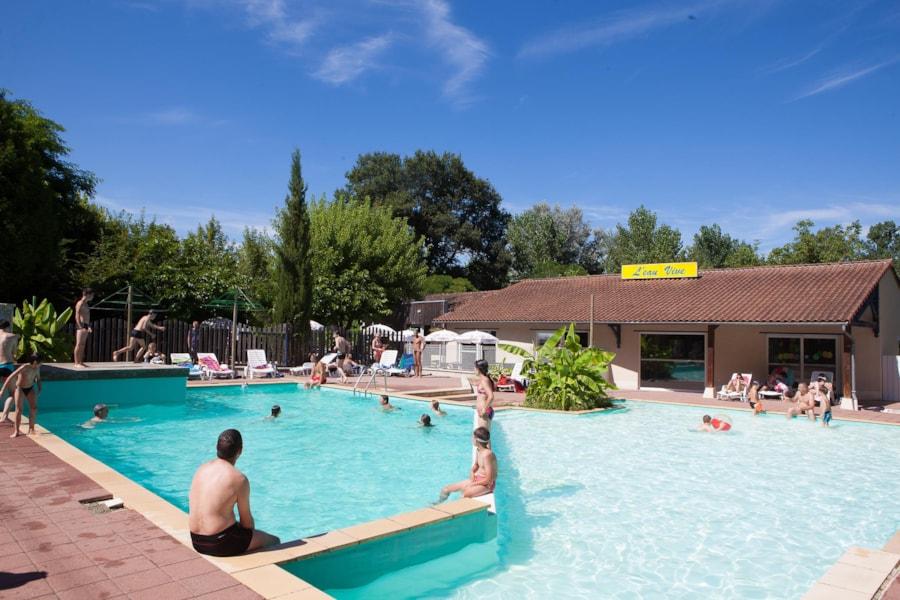 Camping L'eau Vive - Carennac