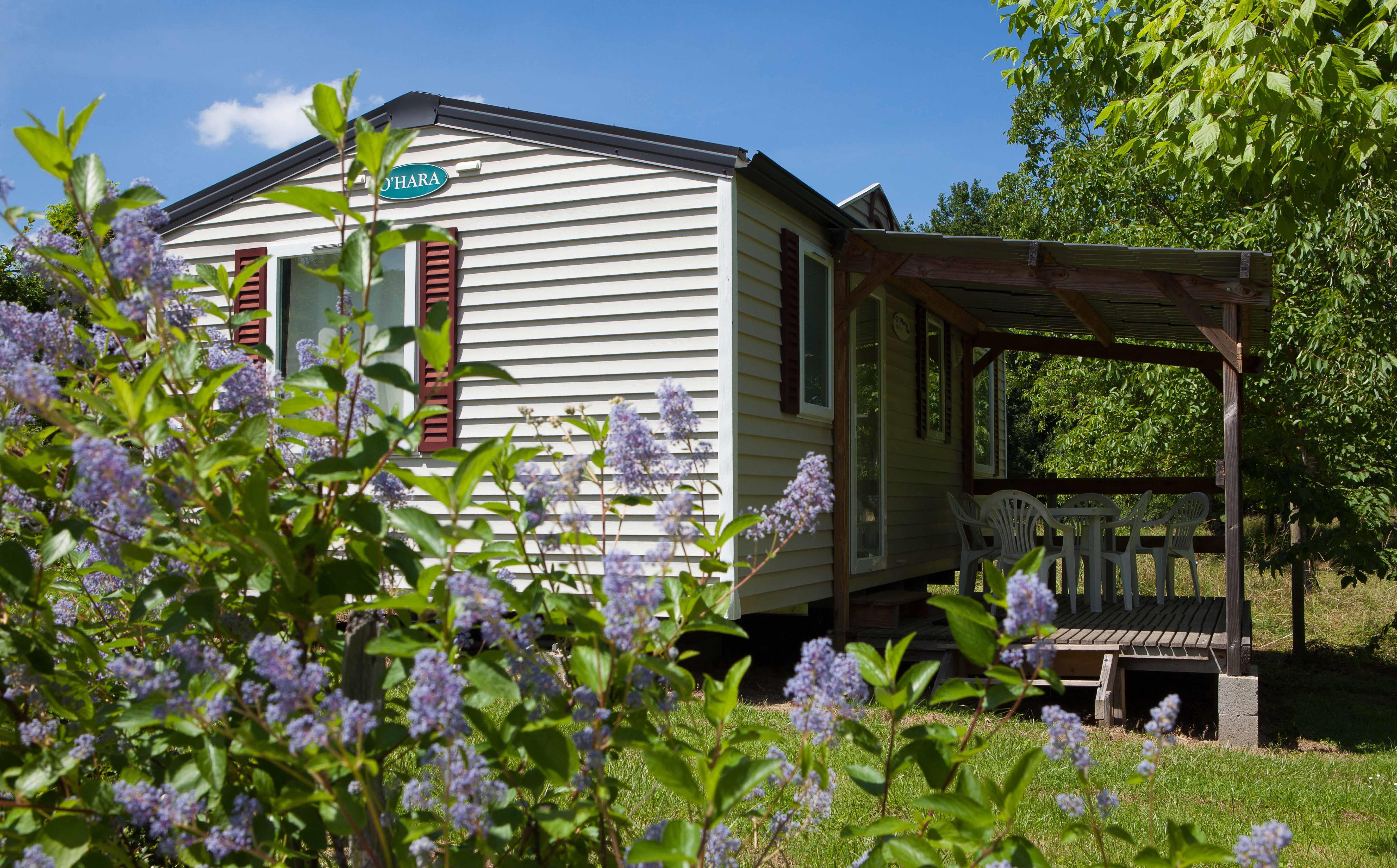 Location - Cottage Family - Camping L'Eau Vive