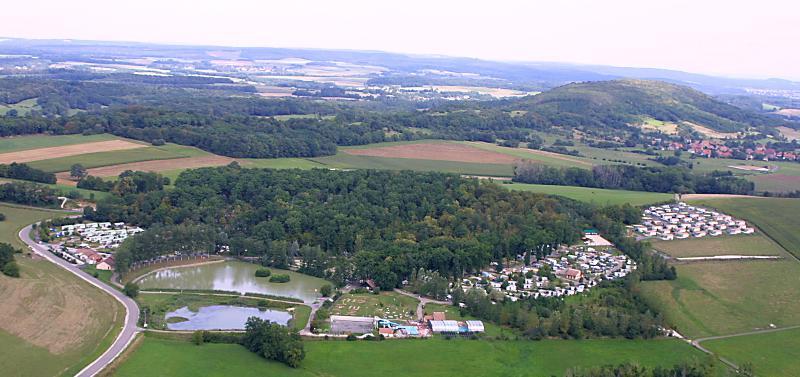 Camping du Bois de Reveuge, Huanne-Montmartin, Doubs