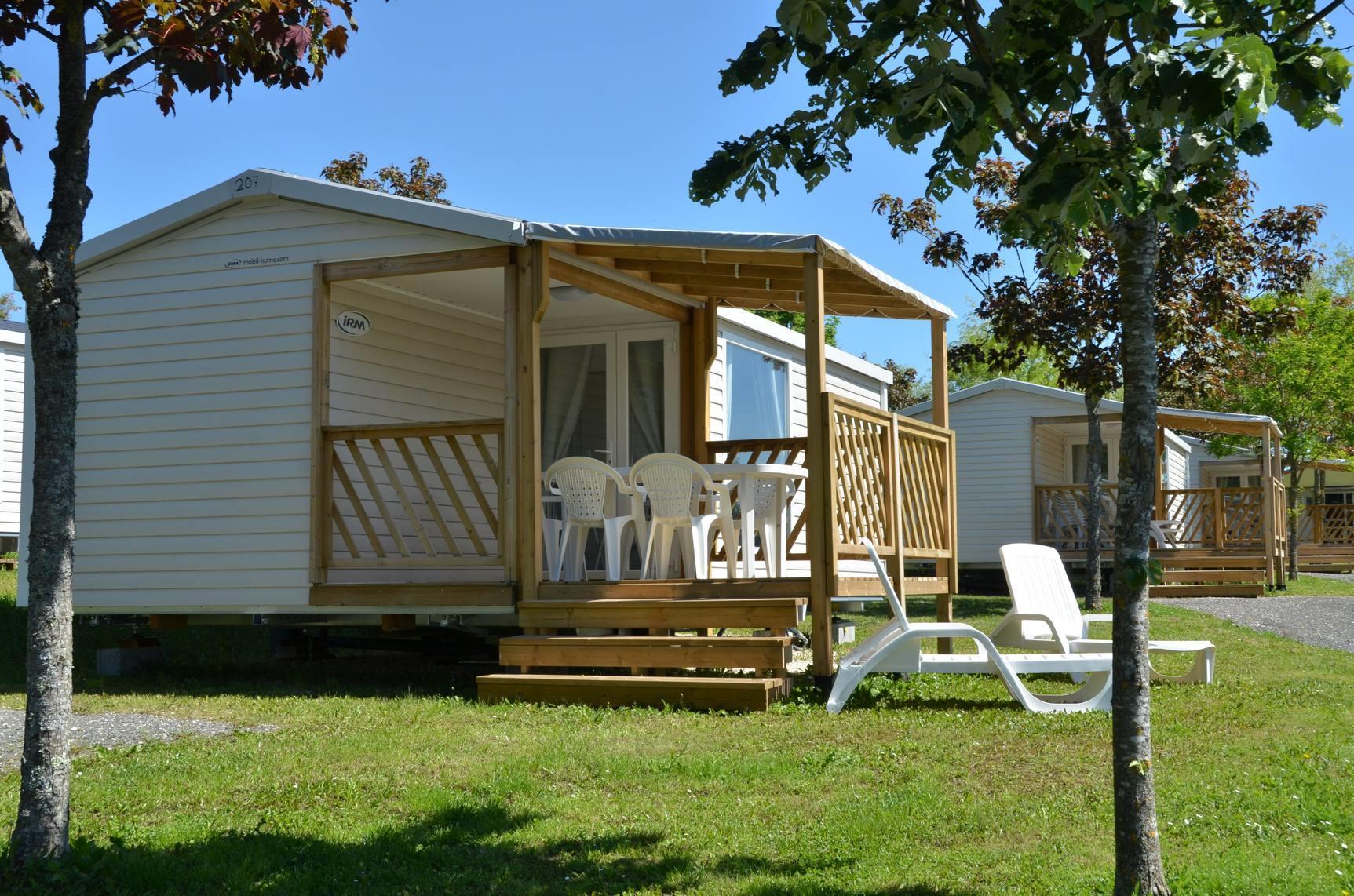 Cottage Loggia 35 m² -  terrasse couverte