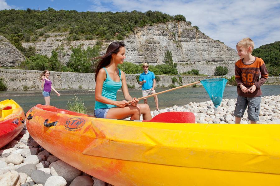 Camping Soleil Vivarais, Sampzon, Ardèche