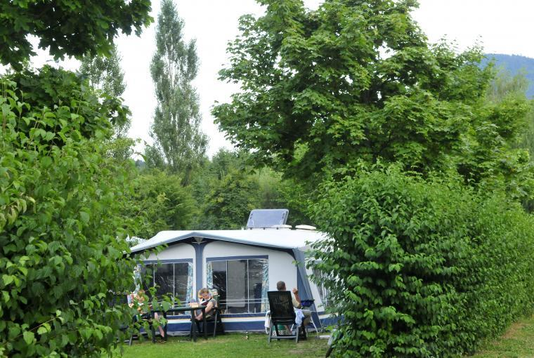 Emplacement - Emplacement Avec Électricité - Camping Campéole Le Giessen