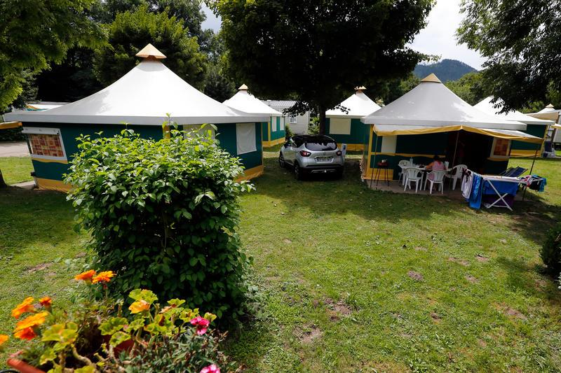 Camping Campeole le Giessen, Bassemberg, Bas-Rhin