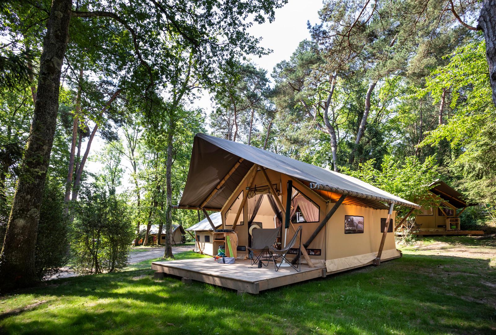 Camping la Pinede, Excenevex, Haute-Savoie