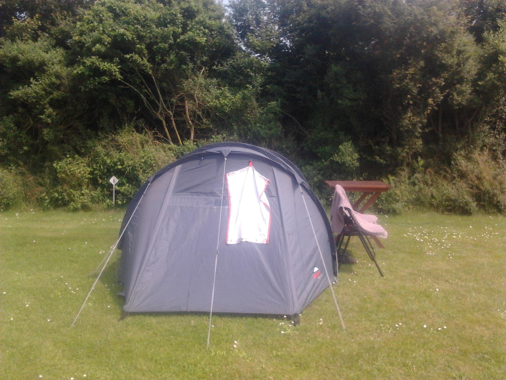 Tent Until Max. 8M² And Max 1.50 High Without Electricity