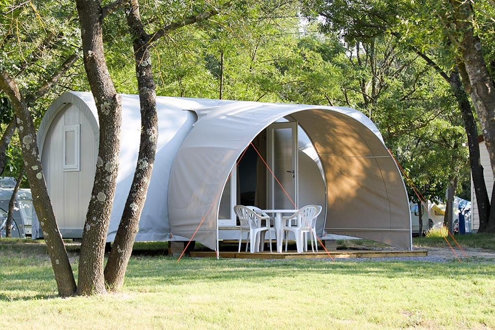 Location - Tente Coco Sweet - Camping Domaine des Chênes Verts