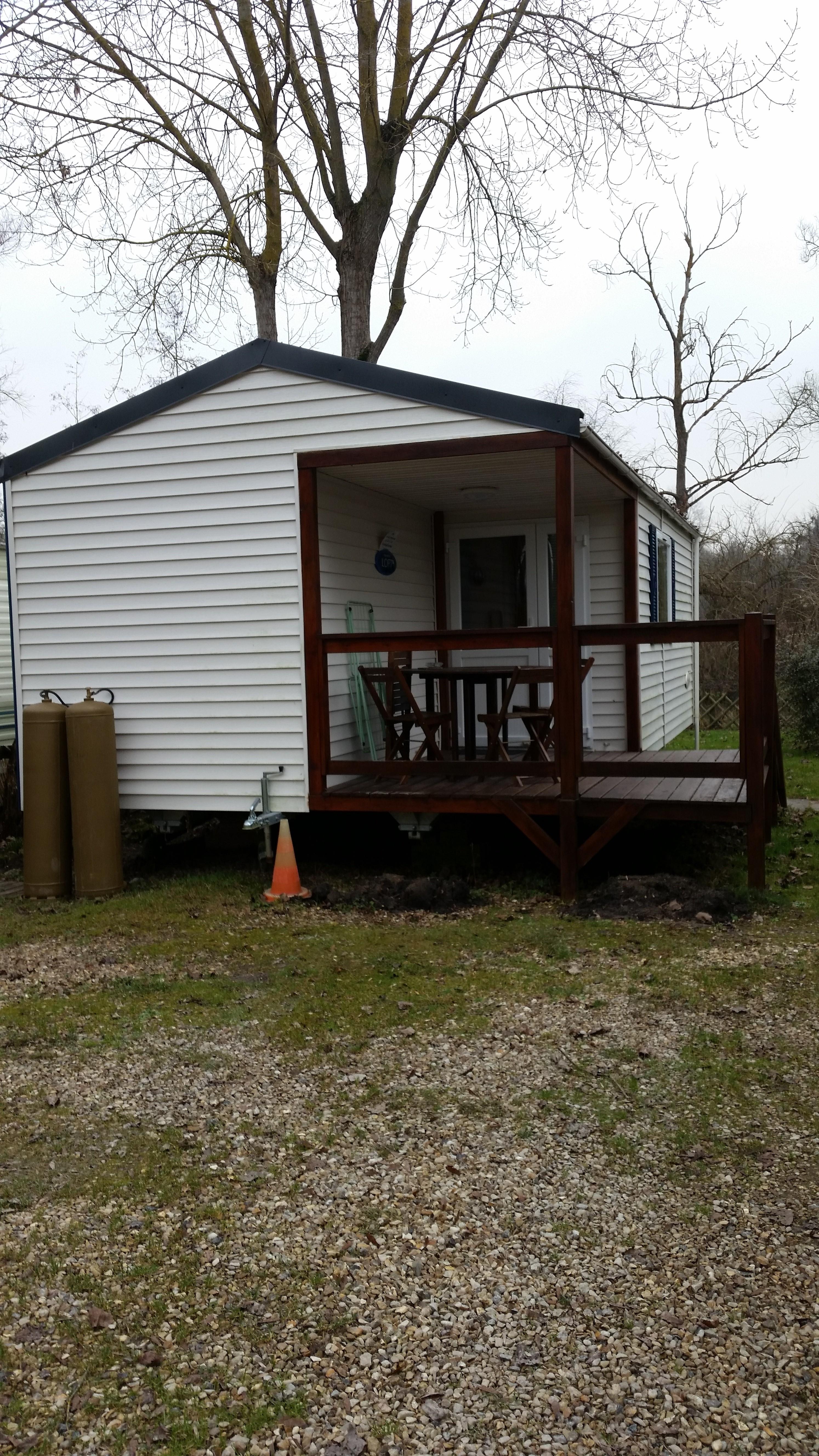 Location - Loft 80 N° 07 - Le Cattiaux Camping