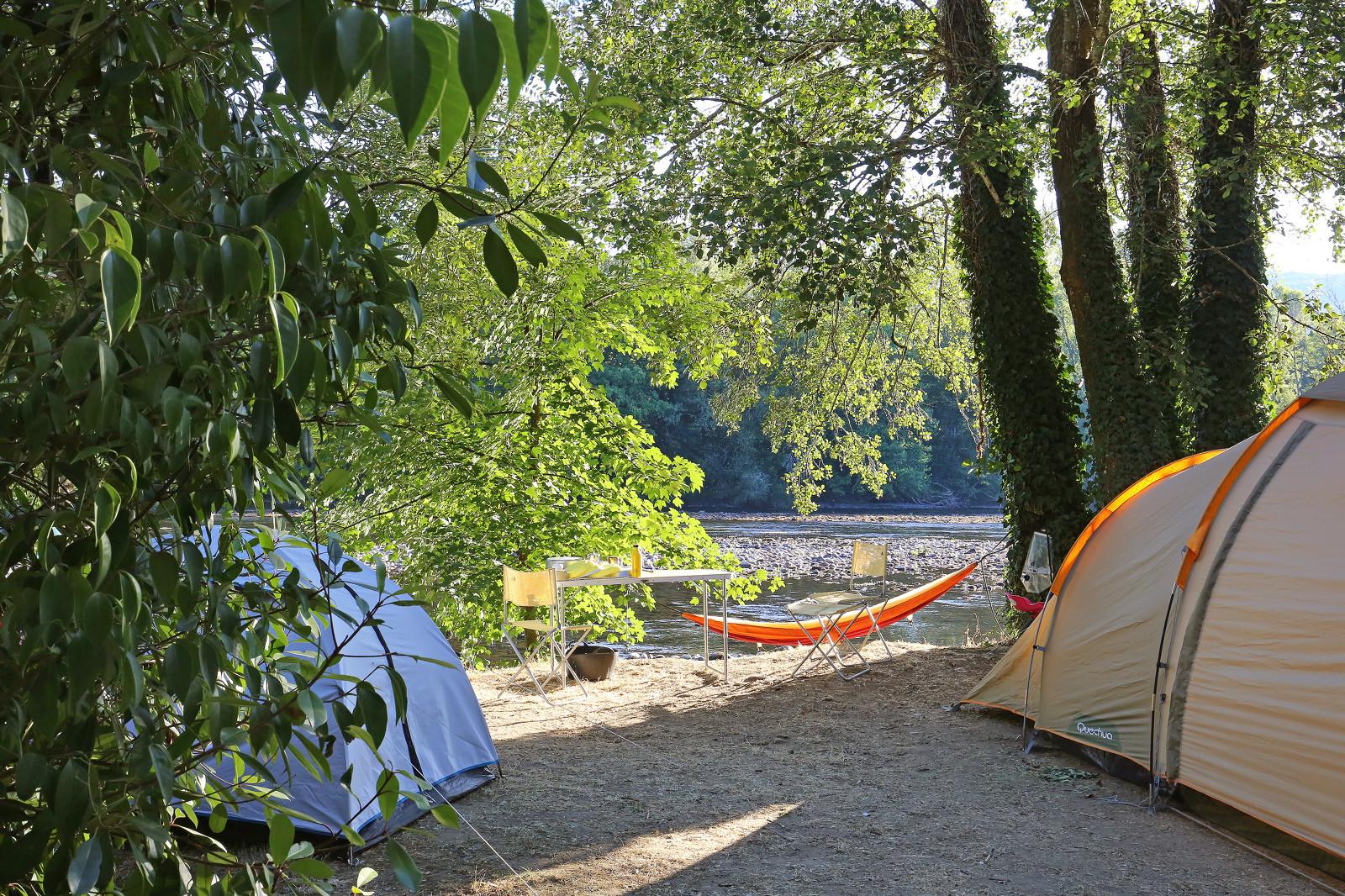 Camping Huttopia Beaulieu sur Dordogne, Beaulieu-sur-Dordogne, Corrèze