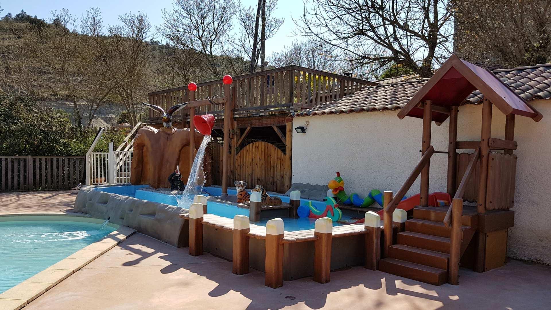 Camping Saint Amand, Laurac-en-Vivarais, Ardèche