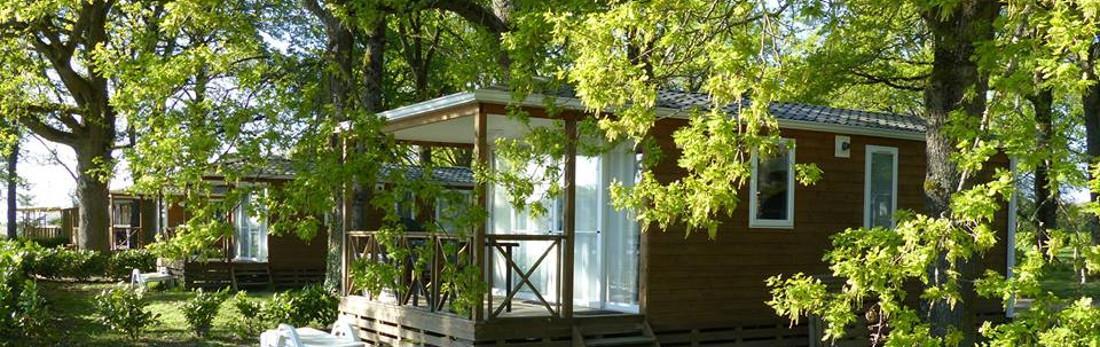 Camping des Étangs, Aubigny-sur-Nère, Cher