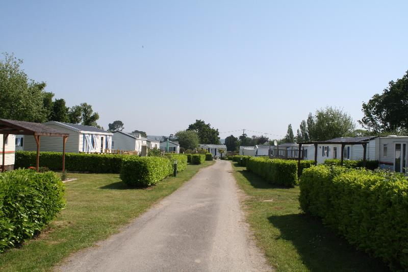 Camping Kerscolper, Fouesnant, Finistère