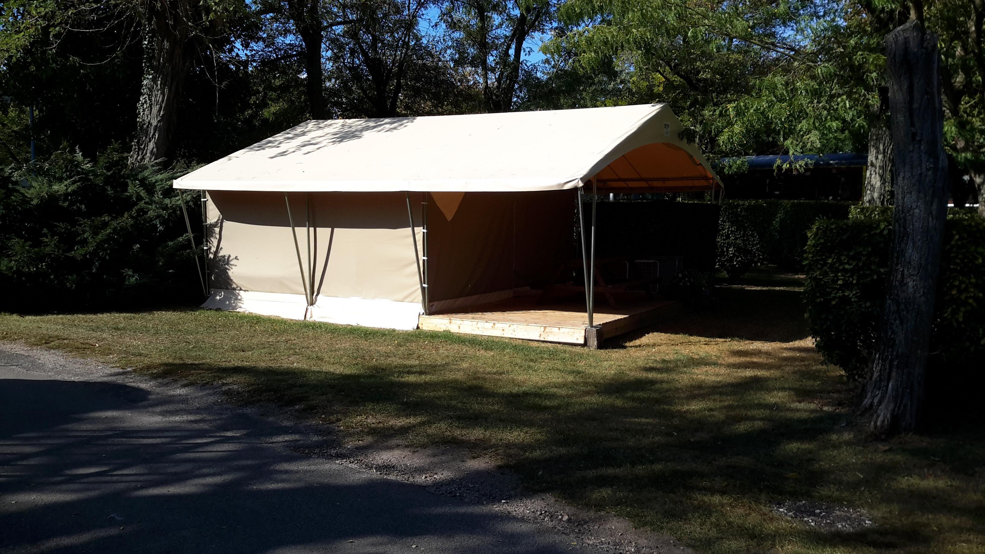 Camping Touristiques de Gien, Poilly-Lez-Gien, Loiret