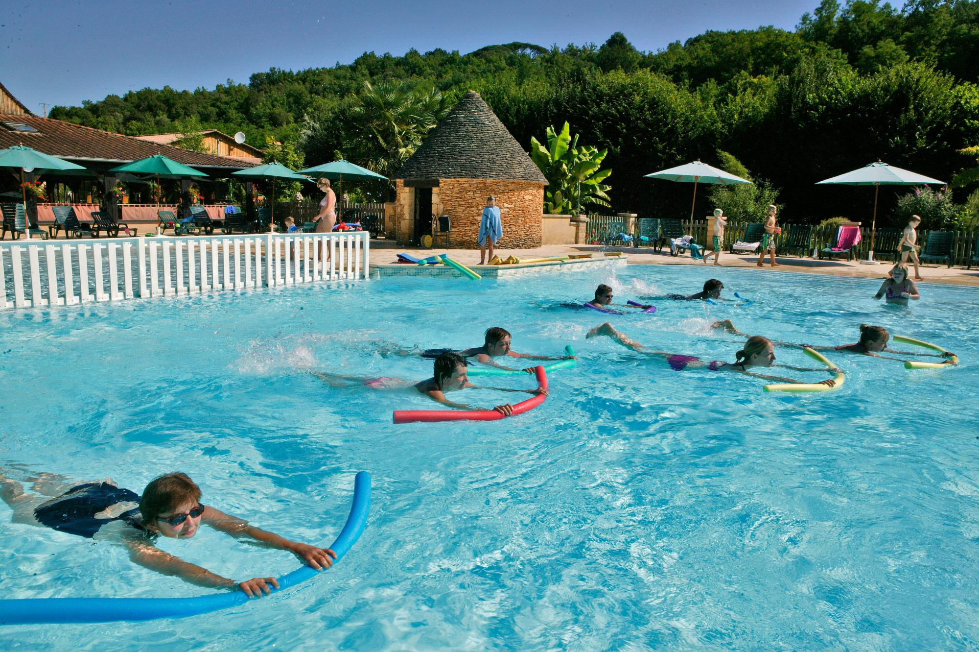 Entertainment organised Camping Le Moulin Du Roch***** - Sarlat