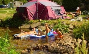 Camping La Vologne