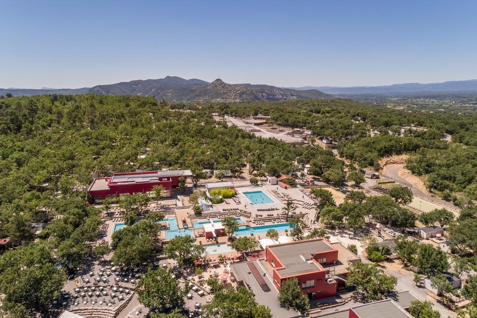 Camping Aluna Vacances, Ruoms, Ardèche